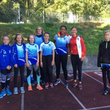 3. Leichathletikwettkampf des TSV Reichertshofen