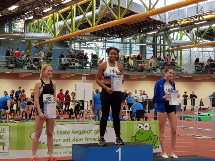 Südbayerische Hallen-Meisterschaft U20/U16